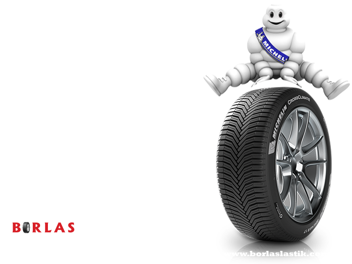 Michelin Cross Climate Lastik